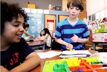 Game based learning experience / Game based teaching - learning ideas!