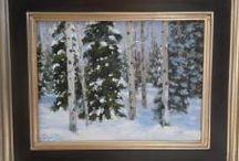 Aspen paintings