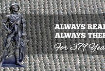 National Guard and Reserve / We love our National Guard and Reserve component!