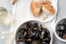 Seafood / by Kristine Bonaventura