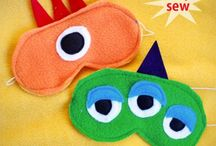 Sewing - Kids Stuff / by Dixie Lechleider