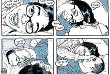 Comics + Graphic Novels