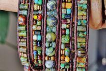 Bracelets Wrap et Perles