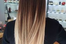 Μαλλιά ομπρε