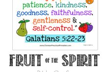 Nov and fruit of the spirit