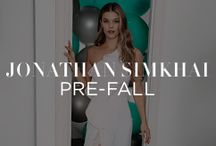 Jonathan Simkhai Digital Pop-Up / by INTERMIX