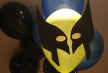 X-Men / X-Men themed birthday party ideas & cakes.