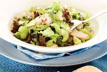 Salades en lekker licht