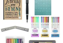 Gift ideas for planner addicts / Gift ideas for planner addicts