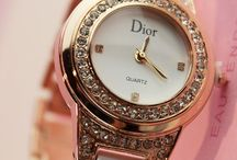 Luxury watches and jewelry