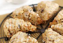 Food - Scones / Scone recipes