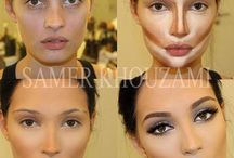 Make Up Contouring Oval
