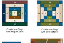 klasszikus patchwork blokkok