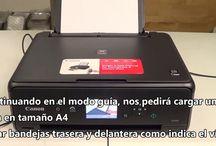 Productos Comestibles / Productos para utilizar en repostería.  También para impresión con tinta comestible con impresoras Canon.