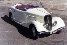 Peugeot 1930-1950