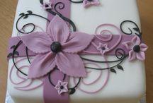 Purple Cakes / Purple cakes from CakesDecor.com