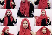 scarfs girls
