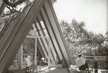 small houses / tree houses