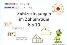 Mathe Anfangsunterricht