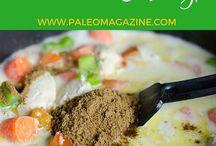 My Favorite Paleo Recipes