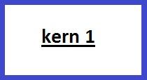 Kern 1