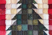 Christmas quilts / by Lorri Moynihan