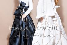 SS 17 news / Spring – summer 2017 collection. Discover entire collection on https://ramunepiekautaite.com/en/collections/summer-2017/