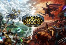 Lords of Discord (in development) / Lords of Discord is a turn-based strategy game set in a fictional fantasy world in which players control armies of mythical creatures.