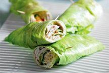 Healthy eating  / Opskrifter og sund mad
