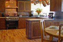 Kitchen Flooring / by Devan Wistrom