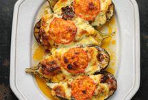 Eggplant Recipes / by Breanna Ramos