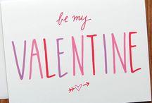 be my valentine >3