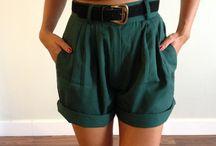 шорты брюки