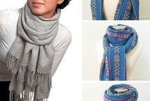 шарф платок -красиво