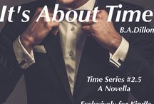 It's About Time / Books