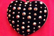 heart bag BERSHKA