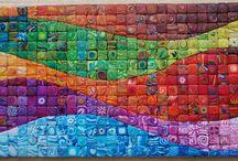 Mosaic for school