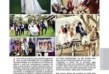 HISTORIAS DE AMOR ♥ / Disfruta de las historias más románticas en nuestra Revista Somos Novios ♥