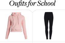 Iskolai outfitek