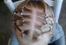 włosy dziewczynka