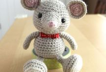 Crochet baby animals