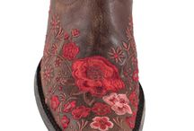 Valentine's Day / Valentine's Day inspired boots and fun!