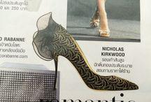Head over heels / 1) Comfort 2) Beauty