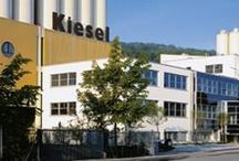 Kiesel / An innovative company whose products are known for there reliability and superior quality.