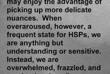 HSP / INFJ