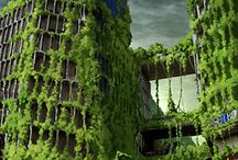 cities overrun by plants