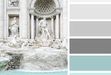 kleuren bord
