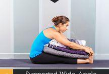 Restorative + Yin Yoga