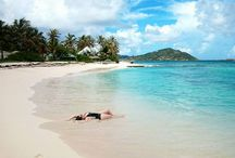 Travel // Caribbean / A board full of beautiful photos of the luxurious Caribbean islands!