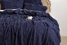 Beautiful bed linen / by Ariel House